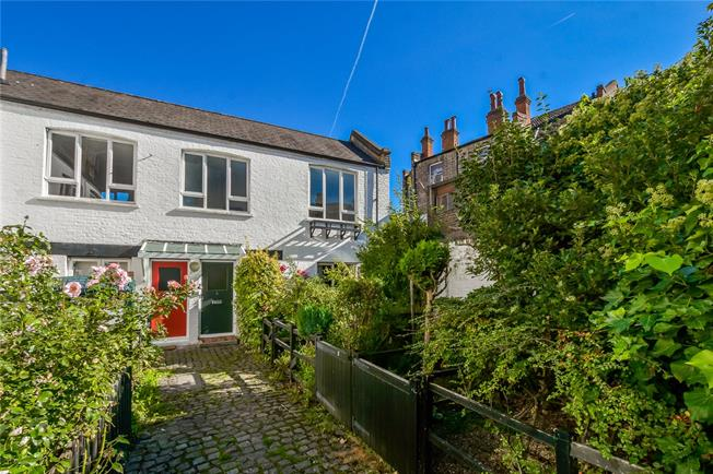 Asking Price £595,000, 1 Bedroom Flat For Sale in London, NW3