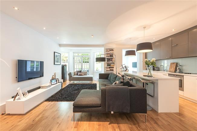 Offers in excess of £1,500,000, 2 Bedroom Flat For Sale in London, NW3