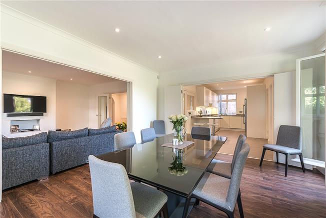 Asking Price £1,675,000, 3 Bedroom Flat For Sale in London, NW3