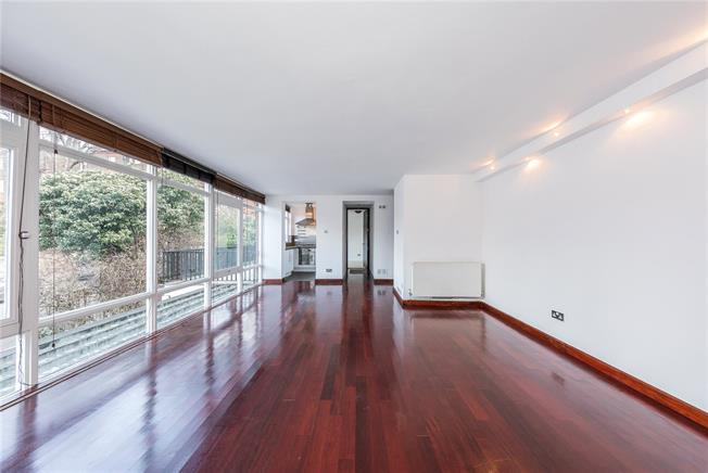 Asking Price £550,000, 1 Bedroom Flat For Sale in London, NW3