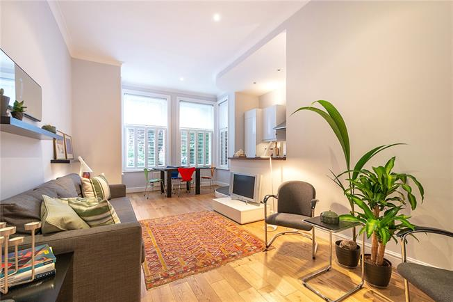 Asking Price £695,000, 2 Bedroom Flat For Sale in London, NW6