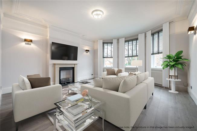 Offers in excess of £1,785,000, 4 Bedroom Flat For Sale in London, NW3