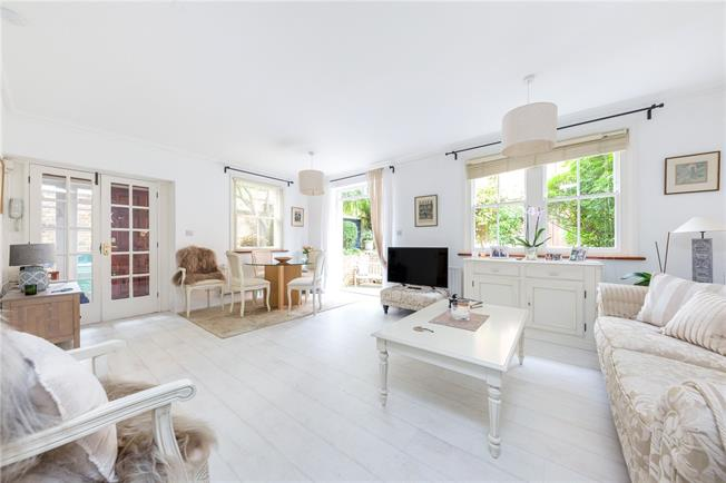 Asking Price £1,500,000, 2 Bedroom End of Terrace House For Sale in London, NW3