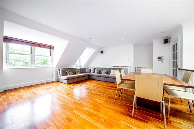 Asking Price £1,000,000, 3 Bedroom Flat For Sale in London, NW6