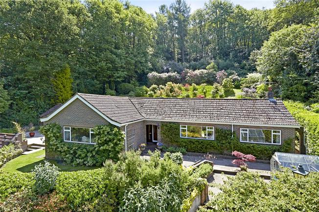Offers in excess of £799,000, 3 Bedroom Bungalow For Sale in Haslemere, GU27