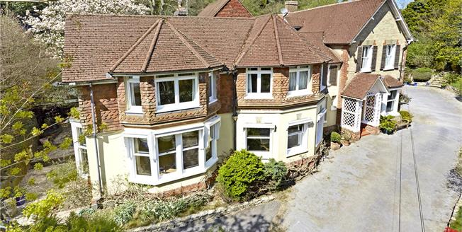 Offers in excess of £1,500,000, 7 Bedroom Detached House For Sale in Hindhead, GU26