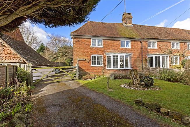 Guide Price £400,000, 3 Bedroom Semi Detached House For Sale in West Sussex, GU28
