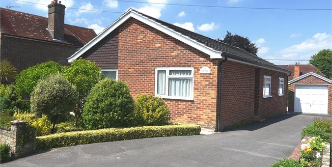 Guide Price £385,000, 2 Bedroom Bungalow For Sale in Stedham, GU29