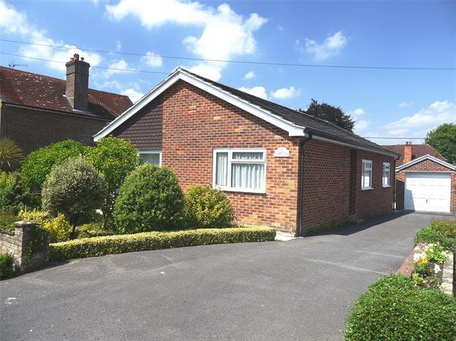 Guide Price £425,000, 2 Bedroom Bungalow For Sale in Stedham, GU29