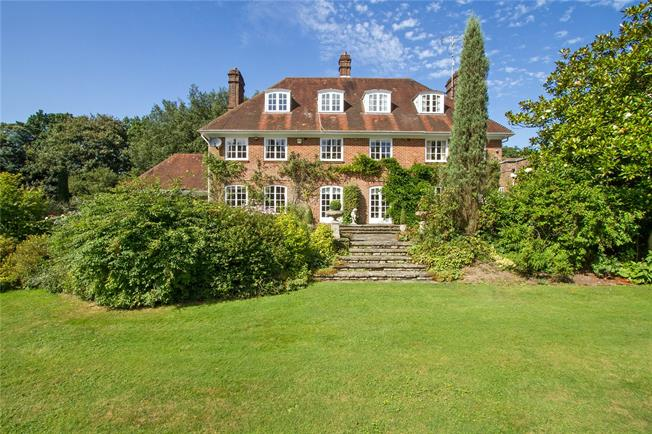 Guide Price £2,950,000, 8 Bedroom Detached House For Sale in Surrey, GU27