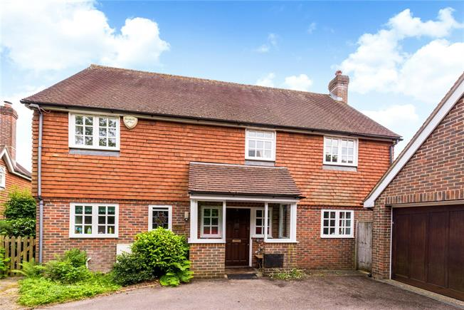 Offers in excess of £625,000, 4 Bedroom Detached House For Sale in Fernhurst, GU27