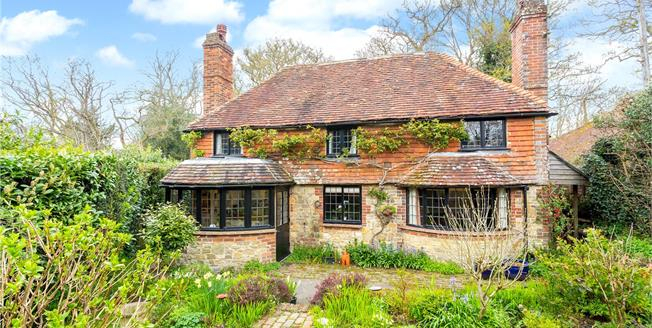 Offers in excess of £850,000, 4 Bedroom Detached House For Sale in Fernhurst, GU27