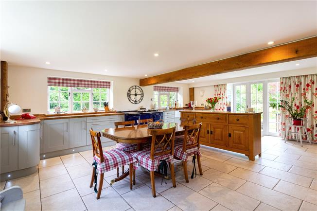 Offers in excess of £1,000,000, 4 Bedroom Detached House For Sale in Northchapel, GU28