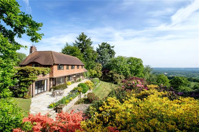 Price on Application, 5 Bedroom Detached House For Sale in Haslemere, GU27