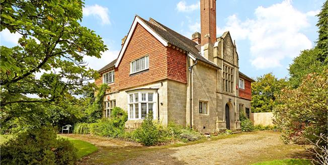Guide Price £699,950, 5 Bedroom House For Sale in Crawley Down, RH10