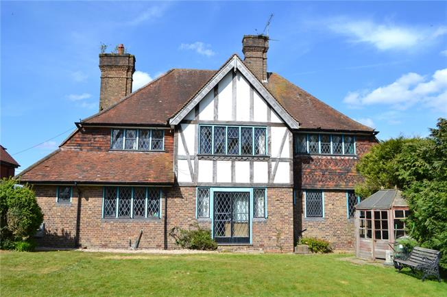 Guide Price £825,000, 6 Bedroom Detached House For Sale in Haywards Heath, RH16