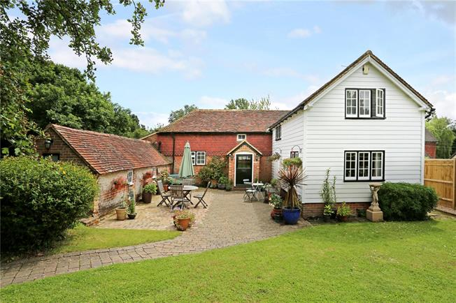Offers in excess of £700,000, 4 Bedroom Detached House For Sale in Sayers Common, BN6