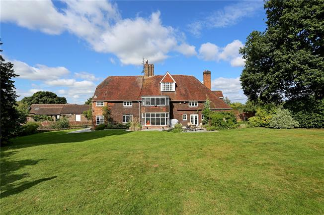 Guide Price £2,550,000, 5 Bedroom Land For Sale in Sayers Common, BN6