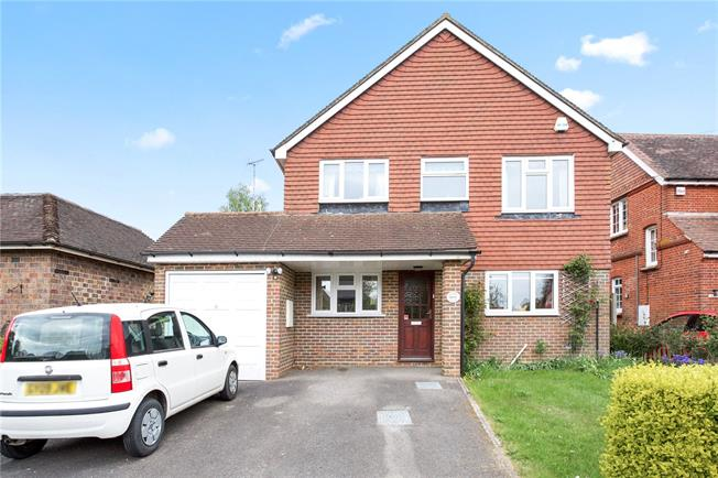 Guide Price £550,000, 4 Bedroom Detached House For Sale in West Sussex, RH17
