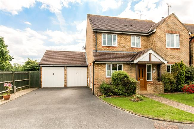 Guide Price £510,000, 4 Bedroom Detached House For Sale in Wivelsfield Green, West S, RH17
