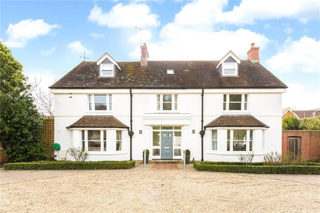 Offers in excess of £1,250,000, 6 Bedroom Detached House For Sale in West Sussex, BN6