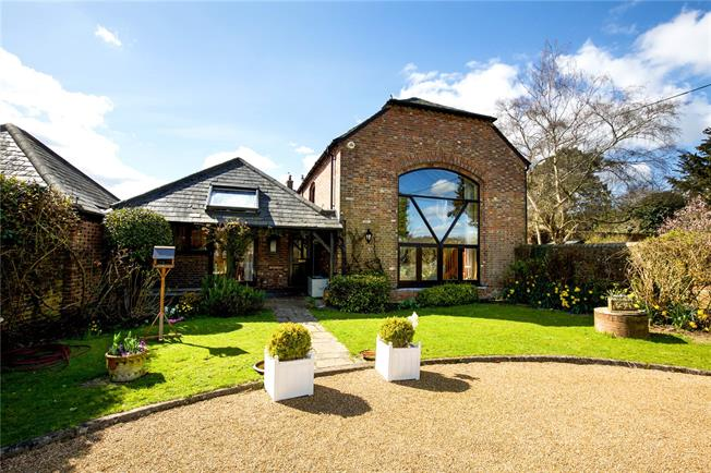 Guide Price £950,000, 4 Bedroom Detached House For Sale in Lewes, East Sussex, BN8