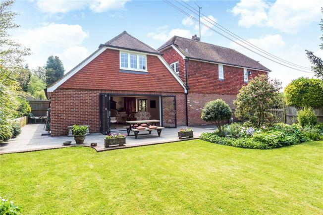 Guide Price £750,000, 5 Bedroom Detached House For Sale in Lewes, East Sussex, BN8