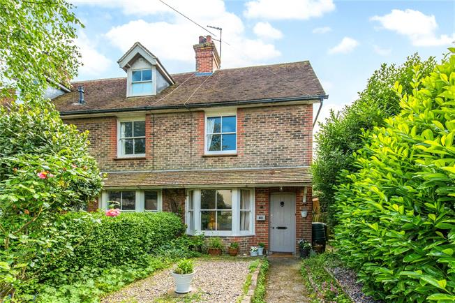 Asking Price £550,000, 3 Bedroom End of Terrace House For Sale in Ditchling, BN6