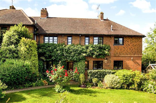 Guide Price £500,000, 5 Bedroom Semi Detached House For Sale in Balcombe, RH17