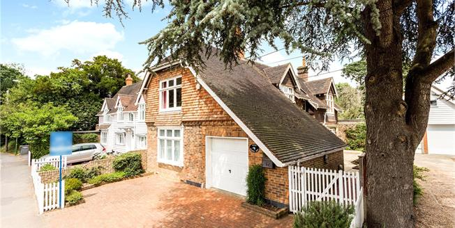 Asking Price £750,000, 4 Bedroom Semi Detached House For Sale in West Sussex, RH16