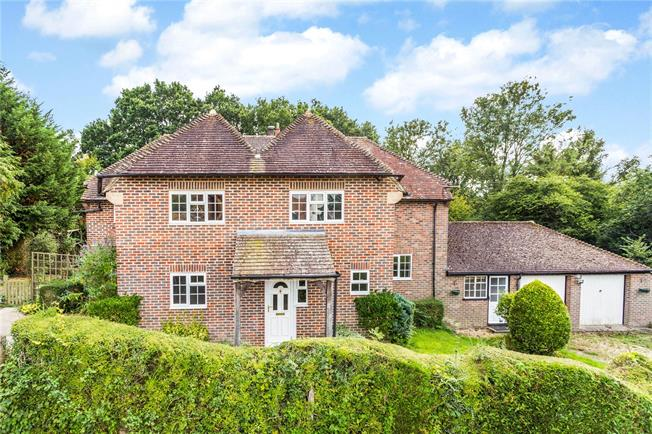 Asking Price £895,000, 4 Bedroom Detached House For Sale in Haywards Heath, West Suss, RH17