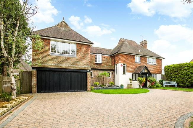 Asking Price £1,175,000, 5 Bedroom Detached House For Sale in Ditchling, BN6