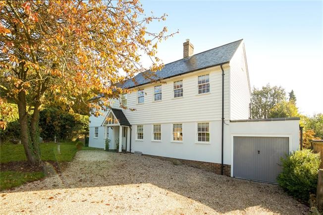Asking Price £850,000, 5 Bedroom Detached House For Sale in Chelwood Gate, RH17