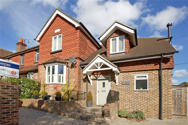 Asking Price £695,000, 4 Bedroom Semi Detached House For Sale in Cuckfield, RH17