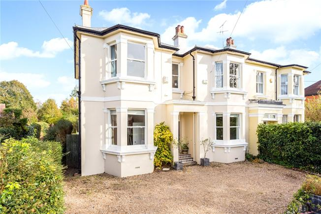 Guide Price £1,100,000, 4 Bedroom Semi Detached House For Sale in East Sussex, BN6