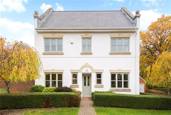 Guide Price £725,000, 5 Bedroom Detached House For Sale in Haywards Heath, RH16