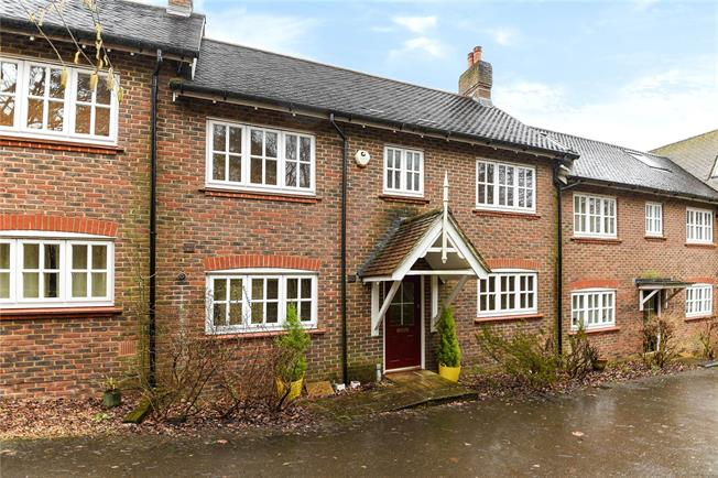 Asking Price £345,000, 3 Bedroom Terraced House For Sale in West Sussex, RH16
