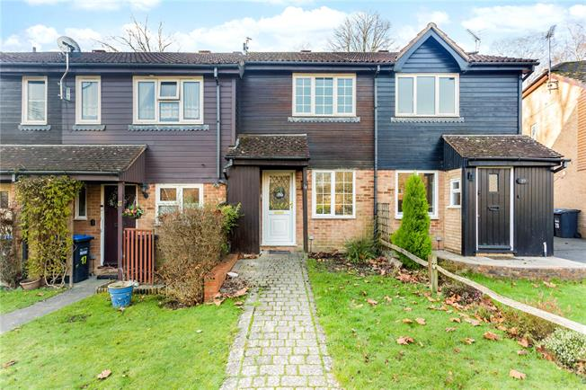Guide Price £275,000, 2 Bedroom Terraced House For Sale in Haywards Heath, RH16