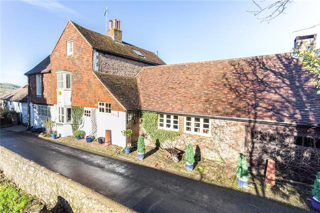 Guide Price £975,000, 4 Bedroom Detached House For Sale in Pyecombe, BN45