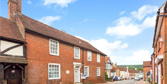 Guide Price £1,195,000, 4 Bedroom Detached House For Sale in Ditchling, BN6