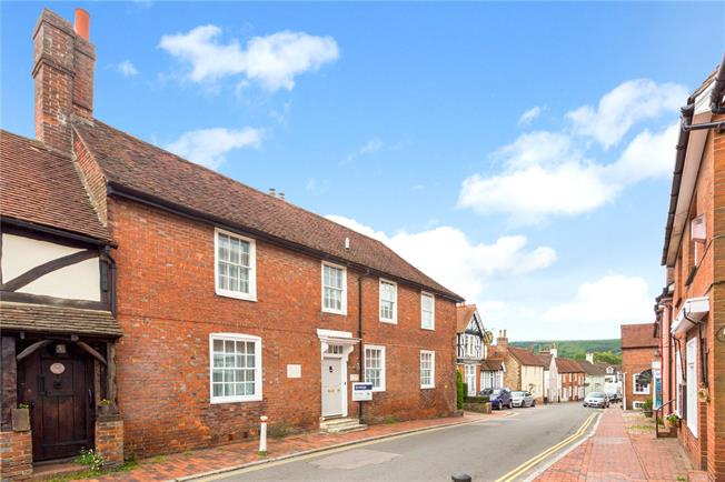 Guide Price £1,295,000, 4 Bedroom Detached House For Sale in Ditchling, BN6