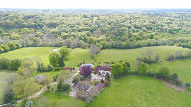 Guide Price £2,350,000, 8 Bedroom Detached House For Sale in East Sussex, TN22