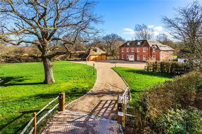 Offers in excess of £2,000,000, 7 Bedroom Detached House For Sale in Burgess Hill, RH15