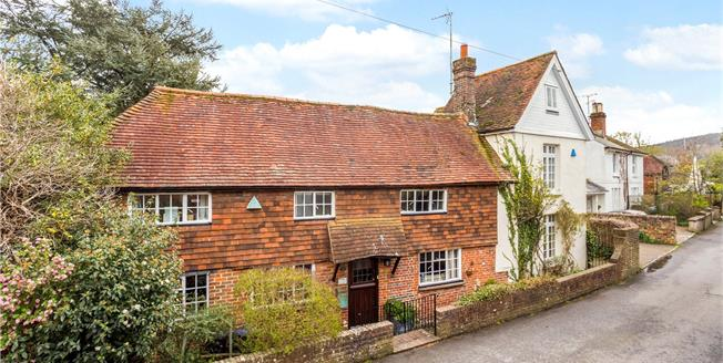 Guide Price £940,000, 3 Bedroom Detached House For Sale in Ditchling, BN6