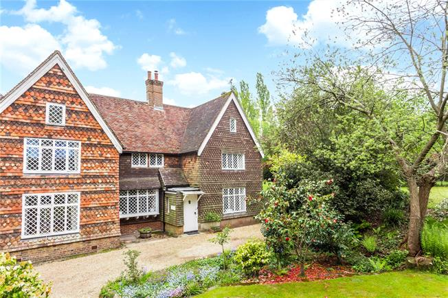Guide Price £835,000, 4 Bedroom Semi Detached House For Sale in Scaynes Hill, RH17