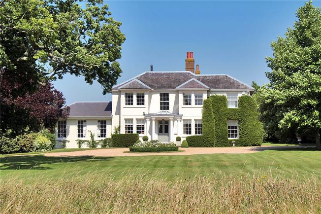 Price on Application, 8 Bedroom Detached House For Sale in East Sussex, BN8