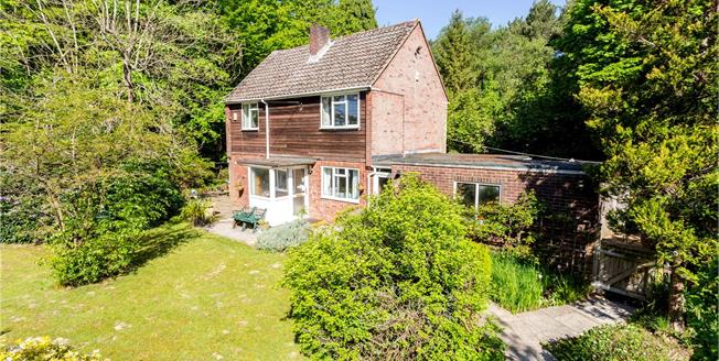 Offers in excess of £799,950, 3 Bedroom Detached House For Sale in Newick, BN8