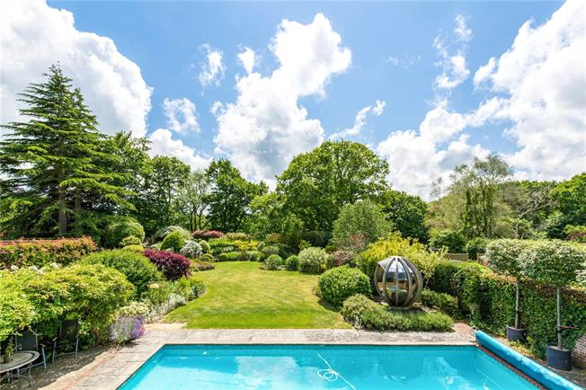 Guide Price £1,500,000, 5 Bedroom Detached House For Sale in West Sussex, BN6