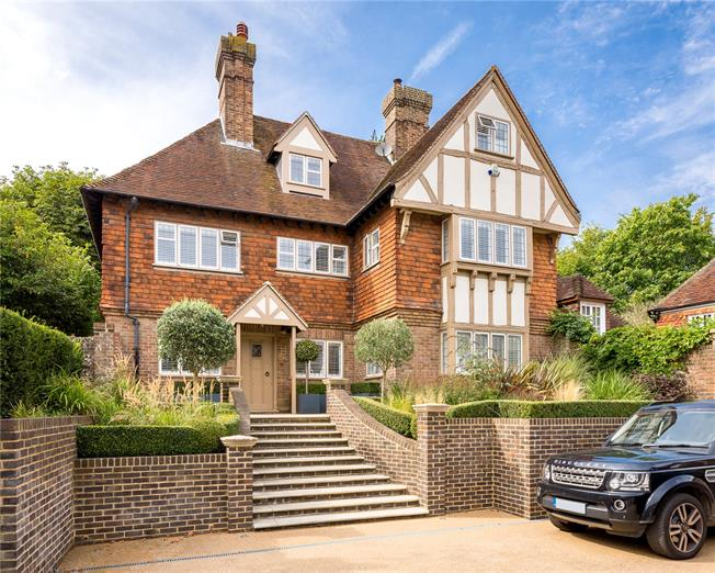 Price on Application, 5 Bedroom Detached House For Sale in Lindfield, RH16