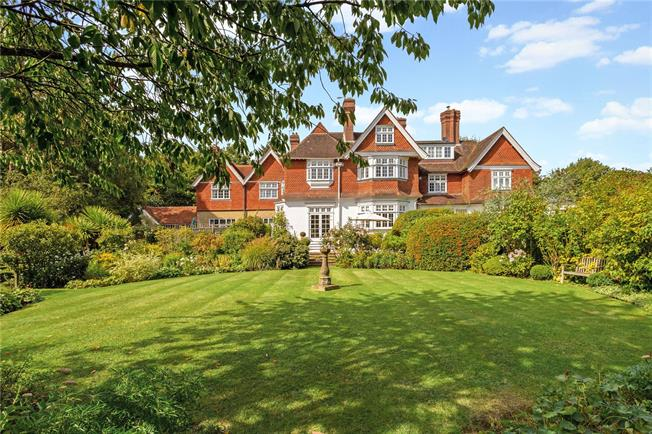 Guide Price £1,500,000, 6 Bedroom Detached House For Sale in Wivelsfield Green, RH17